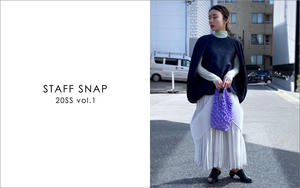 STAFF SNAP 20SS vol.1