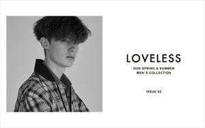 2020 SPRING & SUMMER MEN'S COLLECTION ISSUE 02