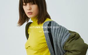 LOVELESS AUTUMN WINTER 2020 -WOMEN-