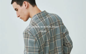 LOVELESS AUTUMN WINTER 2020 -MEN-