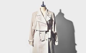 Focus on Spring Coat  -冬から春へスイッチするスプリングコート -