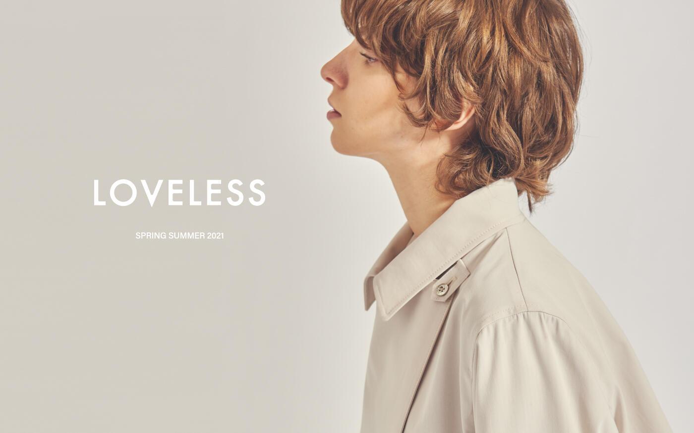 LOVELESS SPRING SUMMER 2021 -WOMEN-