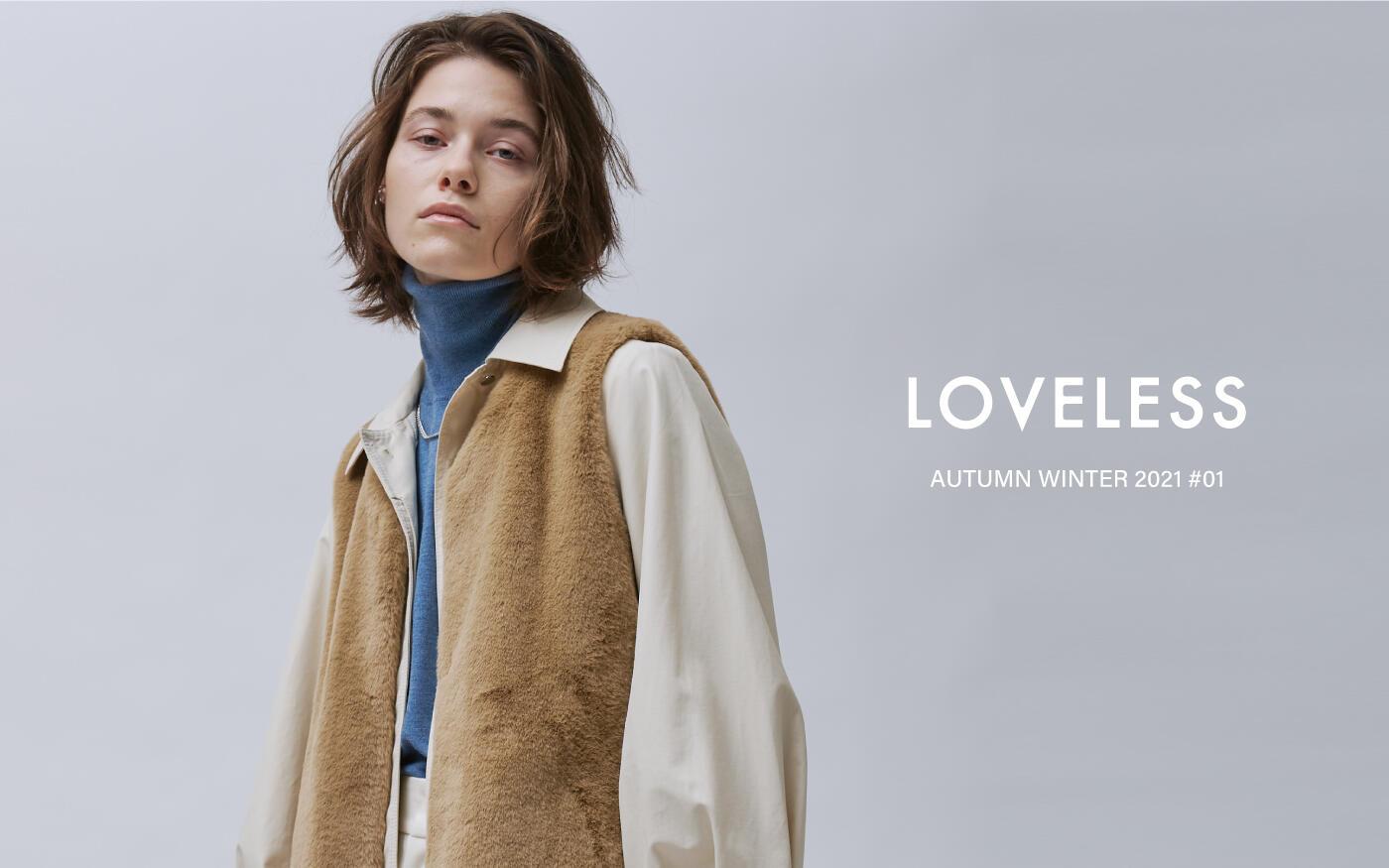 LOVELESS AUTUMN WINTER 2021 -WOMEN-