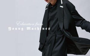 Education from Youngmachines AUTUMN WINTER 2021