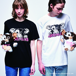 LOVELESS ×OVER THE STRiPES EXCLUSIVE GIZMO FIGURE&T-SHIRT SET