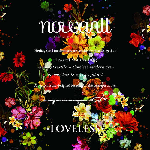 nowartt for LOVELESS release