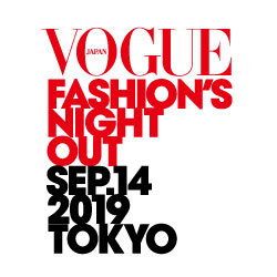 VOGUE FASHION'S NIGHT OUT TOKYO 2019参加!